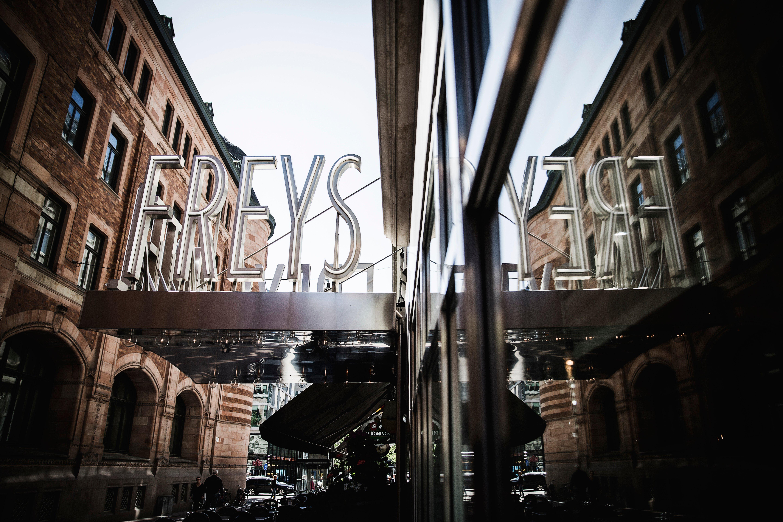Freys Hotel Entré
