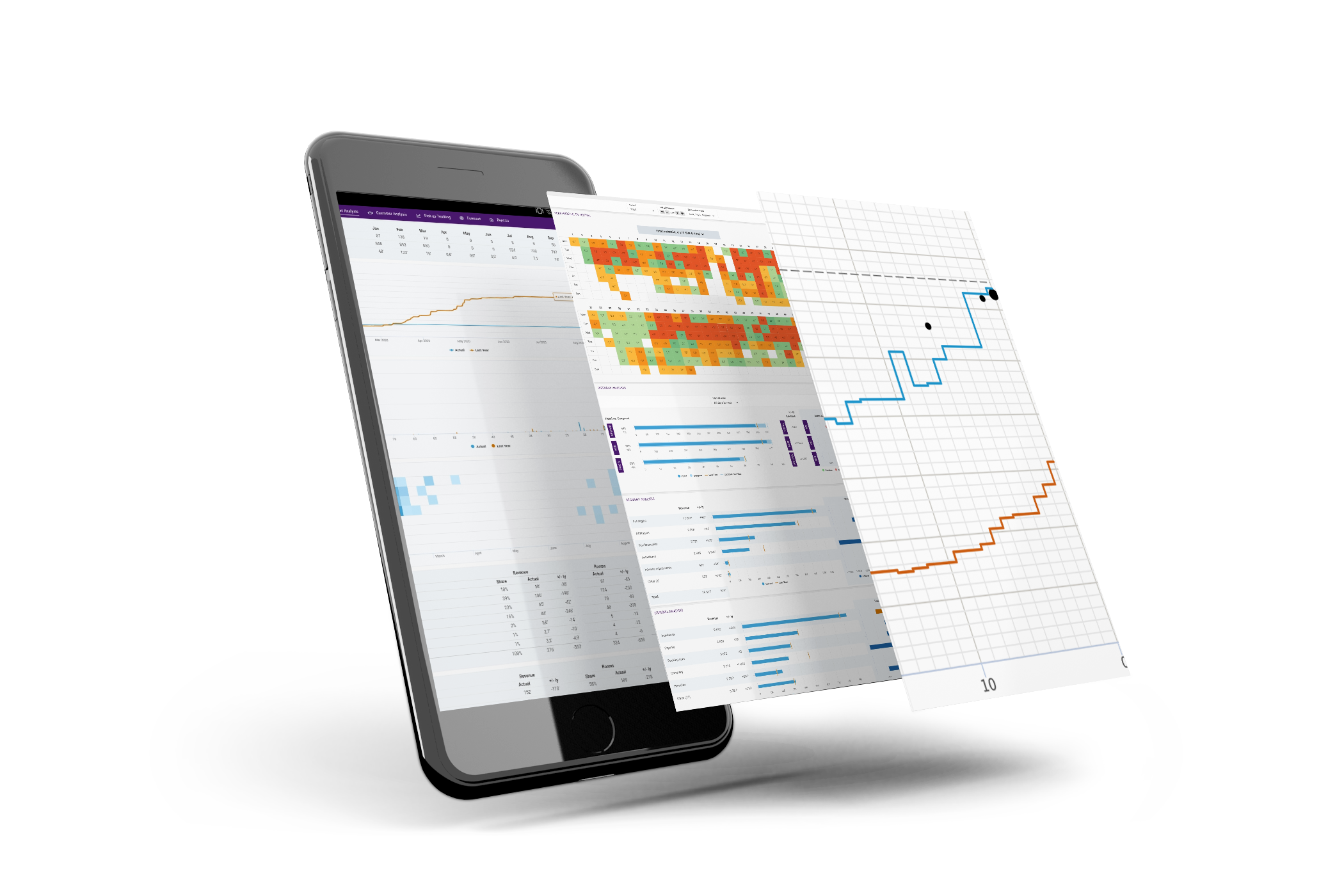 Easy tracking campaigns at your hotel. Automatically.